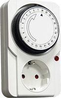 Розетка с таймером Programmer timer TG-22A (Отключение тока по расписанию