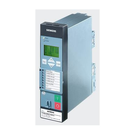 SIPROTEC 7sj8081-5eg20-1fb1 Siemens релейная защита