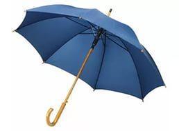 Промо зонт трость, синий