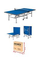 Теннисный стол профессиональный Leader - клубный стол для настольного тенниса.