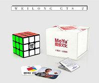 Скоростной кубик Рубика MoYu WeiLong GTS V2