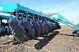 Широкозахватные прицепные складывающиеся дисковые агрегаты БДУ-6х2ПС, фото 3