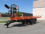Полуприцеп транспортировки рулонов самосвальный ПТР-12С, фото 2