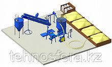 Цех производства комбикорма малой производительности ЛПКГ-mini