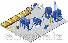 Цех производства гранулированного комбикорма (ЛГКВО)