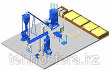 Цех производства гранулированного комбикорма (ЛПКГ)