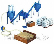 Цех приготовления белково-витамино-минерального концентрата (ЛБВМК)