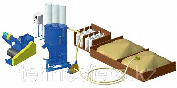 Цех производства экструдированного комбикорма (ЛЭК)