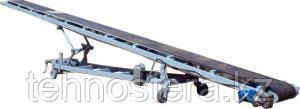Транспортер зернопогрузочный ленточный ТЗП-10Л