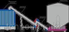Комплекс для разгрузки вагонов-хопперов