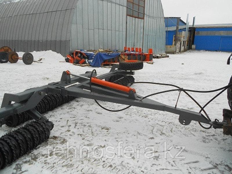 Каток гидрофицированный КБ-12 «БУРАН»