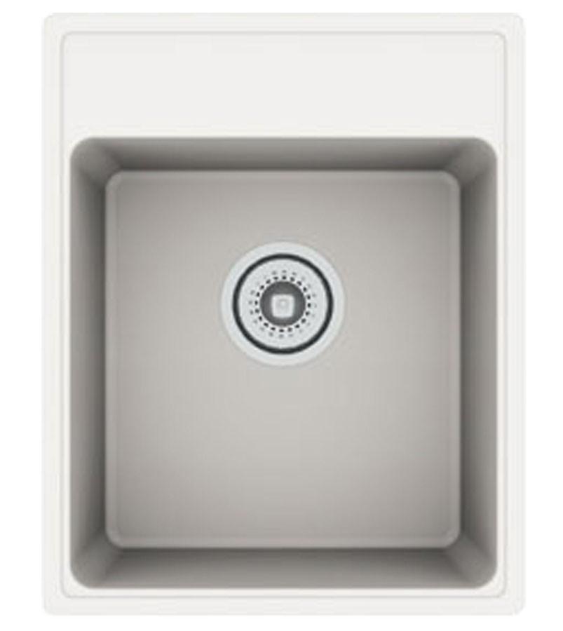 Кухонная мойка из кварца  ORIVEL Quadro 40 (400x500мм)