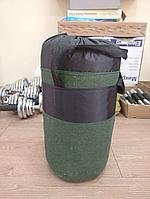 Боксерский мешок (груша) брезент, опилки, 50 см, фото 1