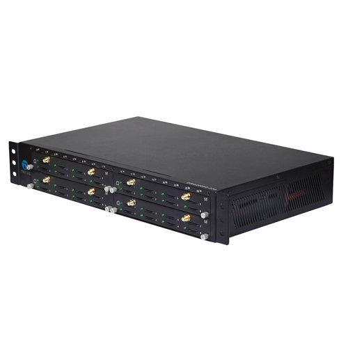 GSM VoIP шлюз Dinstar  DWG2000G-24G-M-B