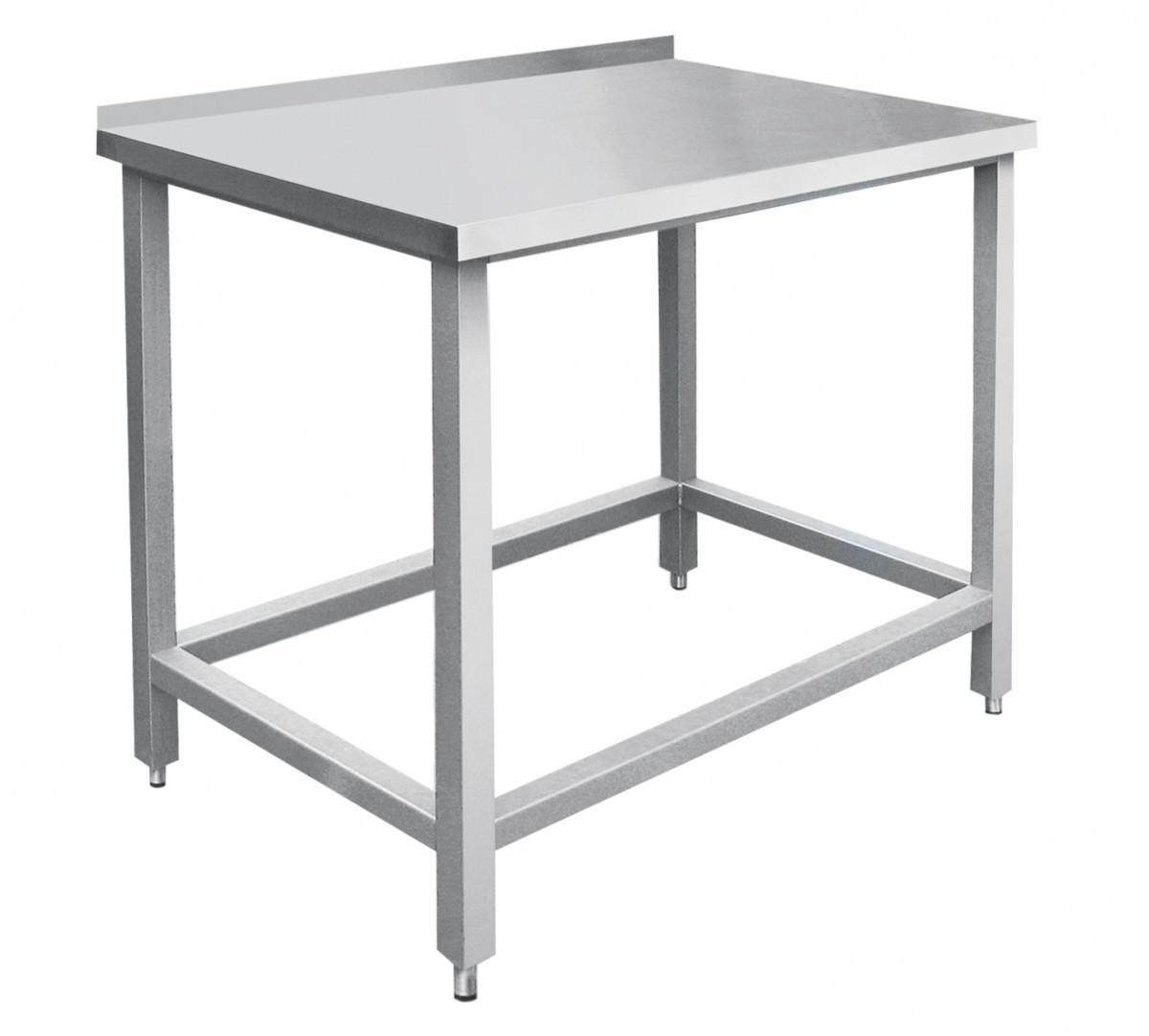 Столы производственные пристенные типа СПРП (каркас крашеный, без полки) Abat