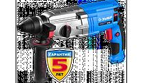 Перфоратор ЗУБР, SDS-Plus, 3,2Дж, 800Вт, металлический редуктор, кейс