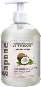 SAPONE PARADISE COCO - Жидкое мыло для рук