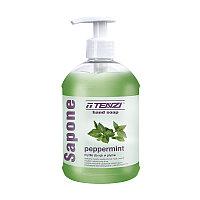 SAPONE PEPPERMINT - Жидкое мыло для рук