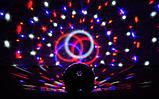 Светодиодный диско-шар.Magic Ball Light, фото 2