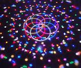 Светодиодный диско-шар.Magic Ball Light, фото 3