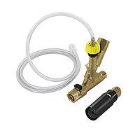 Комплект для пенной чистки Easy с форсункой для инжектором для забора RM