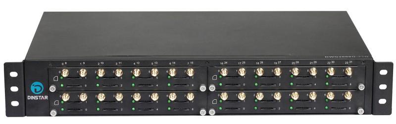 GSM VoIP шлюз Dinstar  DWG2000G-8W-M