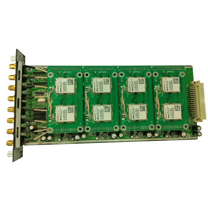 Модуль расширения Dinstar WUA1-8W-M