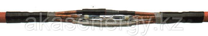 Муфта соединительная POLJ-12/3x500-W (со стальной проволочной броней)