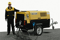 Сервис и ремонт компрессорного оборудования