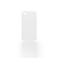 Белый чехол для iPhone 4/4s (глянцевый)