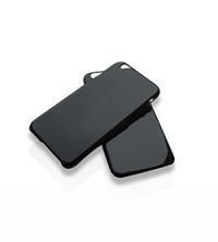 Черный чехол для iPhone 6/6s (глянцевый)