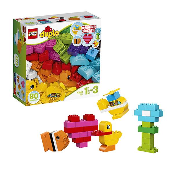 LEGO Дупло Мои первые кубики