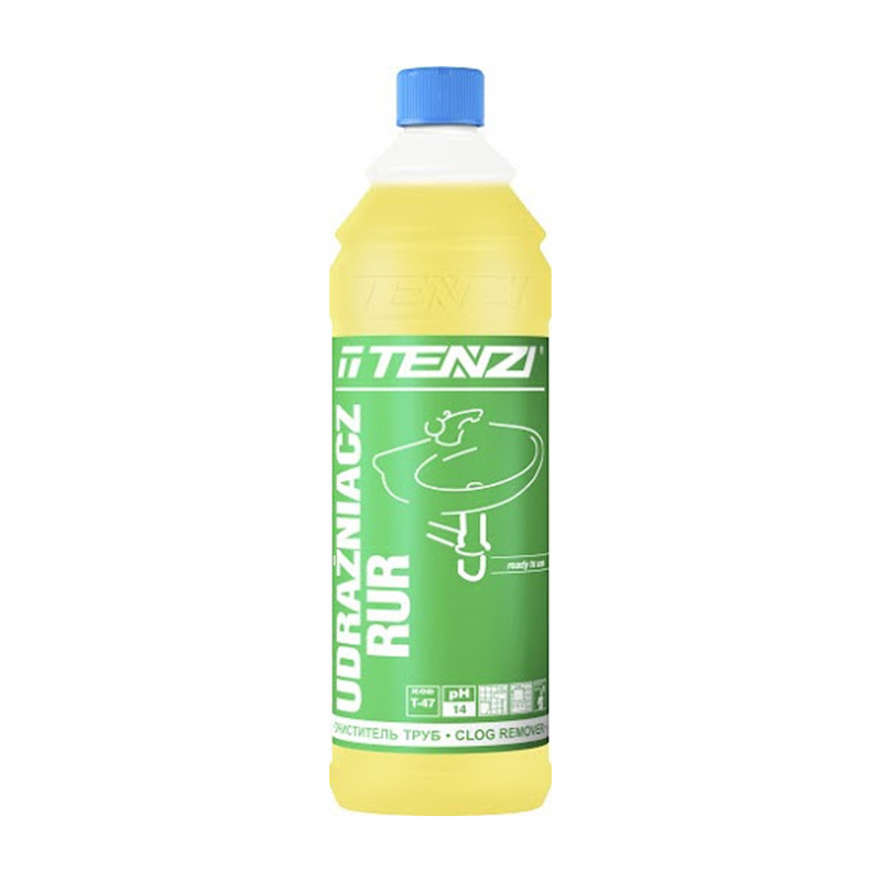 Udrazniacz Rur GT - Прочистка труб Средство для прочистки отливов раковин, труб