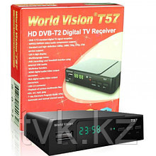 Цифровой эфирный приемник World Vision T57