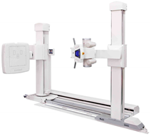 Система цифровой рентгенографии/флюорографии EcoView 9