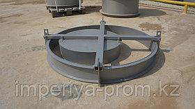 Форма ВМ-ПП-ПН-15 без вибратора, колодезные крышки
