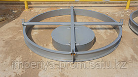 Форма ВМ-ПП-ПН-20 без вибратора, колодезные крышки