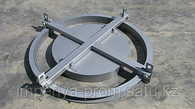 Форма ВМ-ПП-ПН-10 без вибратора, колодезные крышки
