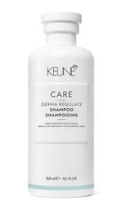 Шампунь Себорегулирование для жирной кожи головы и волос Keune Care Derma Regulate Shampoo 300 мл.