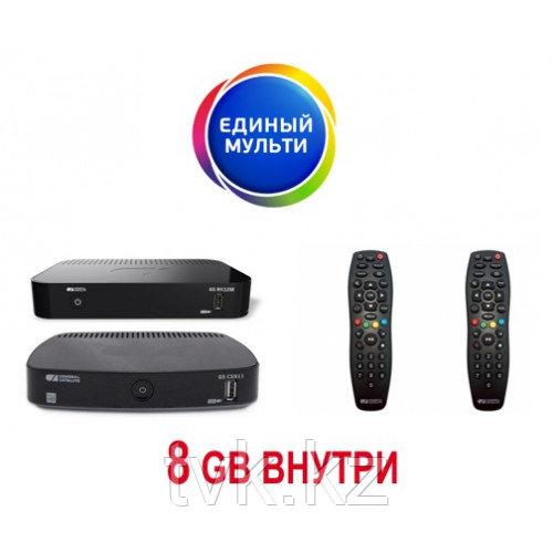 Триколор Full HD Центр на два ТВ GS B532M/GS C5911 (7 дней Единый Мульти)