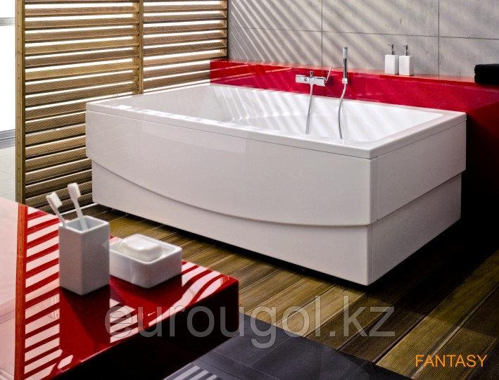 Акриловая ванна Poolspa Fantazy 185х115