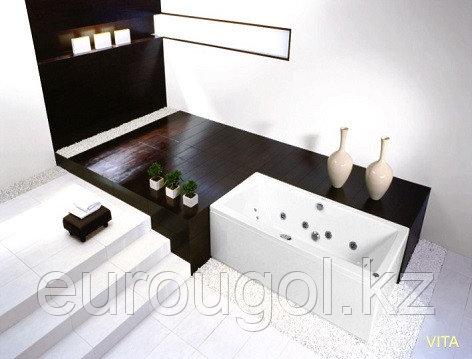 Акриловая ванна Poolspa Vita 180x90