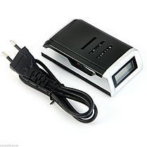 Зарядное устройство с индикатором на АА и ААА аккумуляторы, фото 3