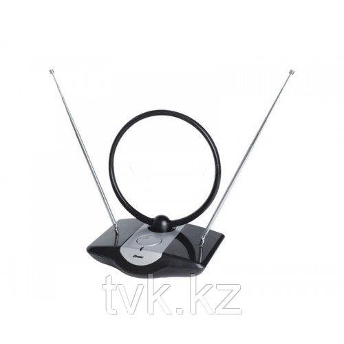 Антенна комнатная с усилителем МВ+ДМВ AV-958