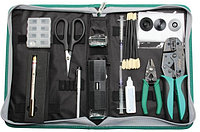 Набор инструментов для работы с оптоволокном Pro`skit PK-6942