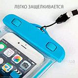 Универсальный светящийся в темноте водонепроницаемый футляр для iPhone 7 6 5 S для Samsung, фото 2