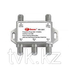 Мультисвитч радиальный Gesen 2x3 MS-2301