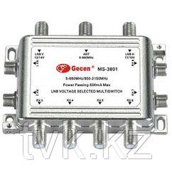 Мультисвитч радиальный Gesen 3x8 MS-3801