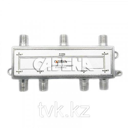 Делитель на 6 выходов Cadena 5-1000 МГц