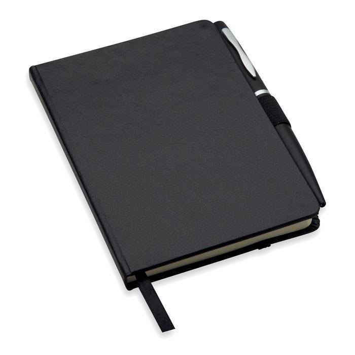 Блокнот A6 с обложкой из картона